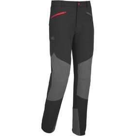 Millet Summit - Pantalones de Trekking Hombre - gris/negro